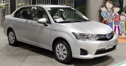 Toyota Corolla Axio Hybrid