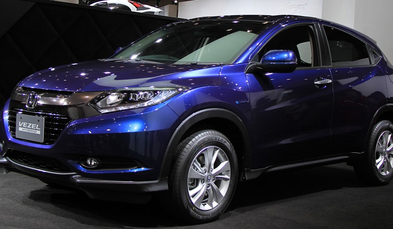 Honda Vezel Hybrid full