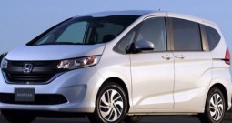 Honda Freed Hybrid 2018